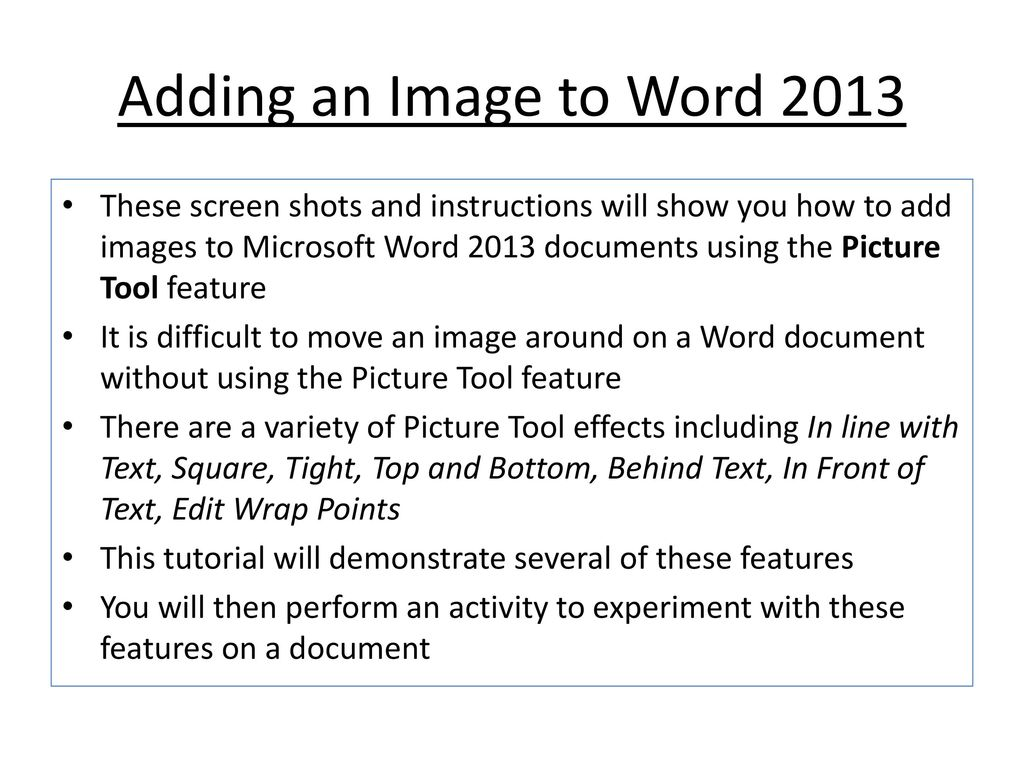 Microsoft word 2013 microsoft word is a software application that adding an image to word 2013 baditri Choice Image