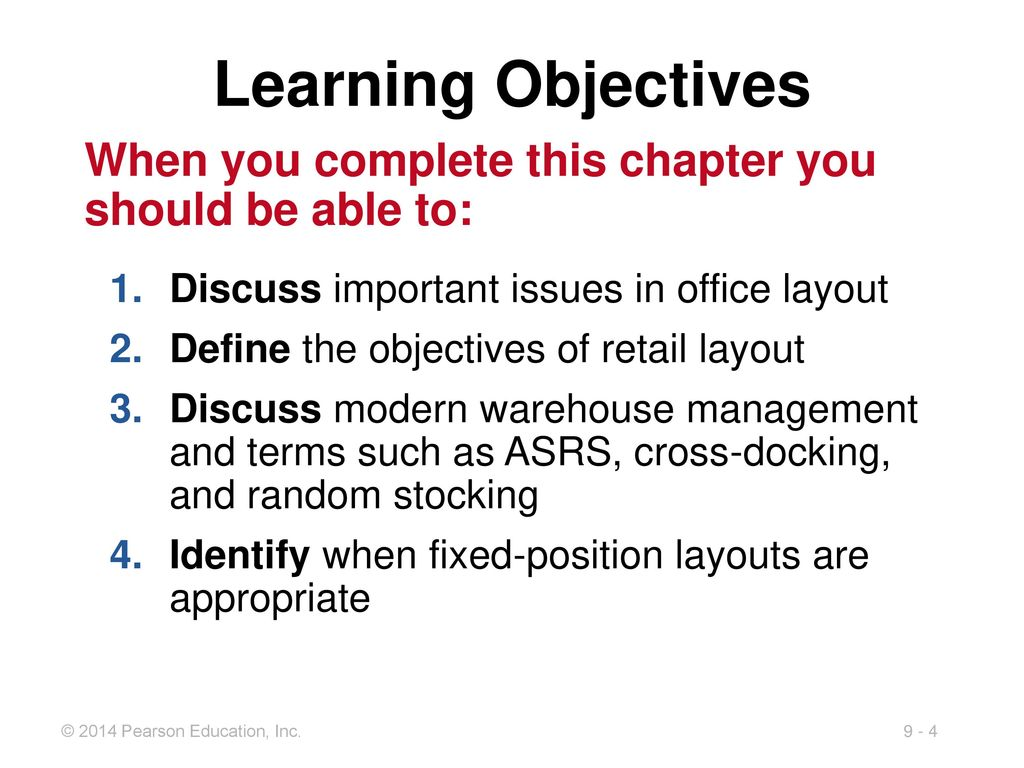 learning objectives chapter 9 lifespan Learning objectives through reading this chapter, you'll be able to explain why it is important for you to know about human growth and development.