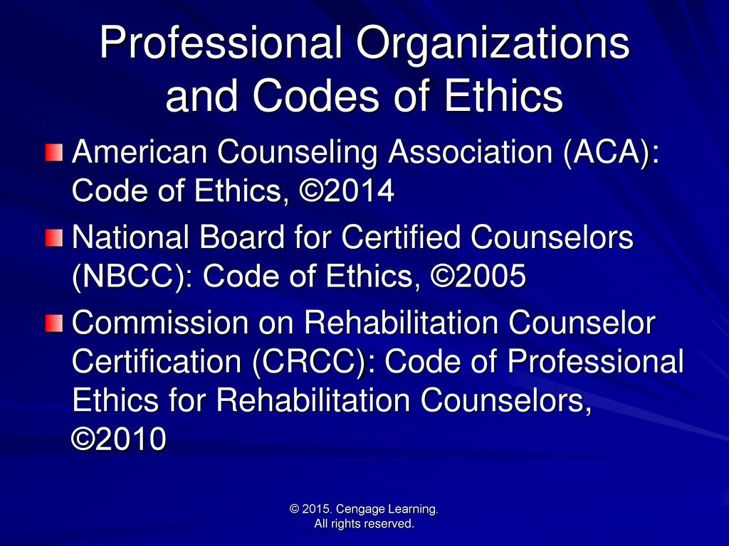 Issues and ethics in the helping professions 9th edition ppt 20 professional organizations 1betcityfo Choice Image