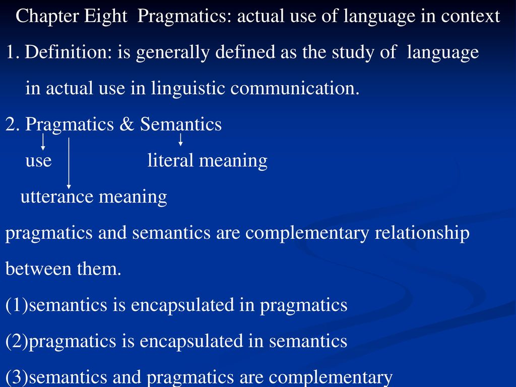 An Introduction to Linguistics - ppt download