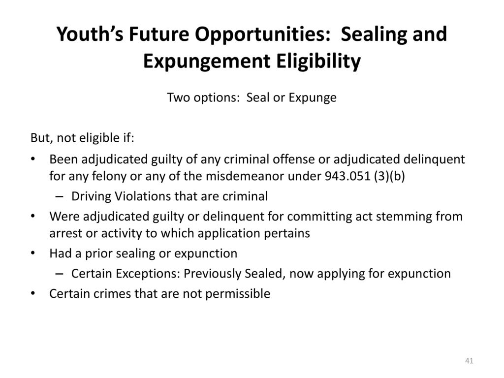 The collateral consequences of juvenile justice involvement ppt 41 youths xflitez Images