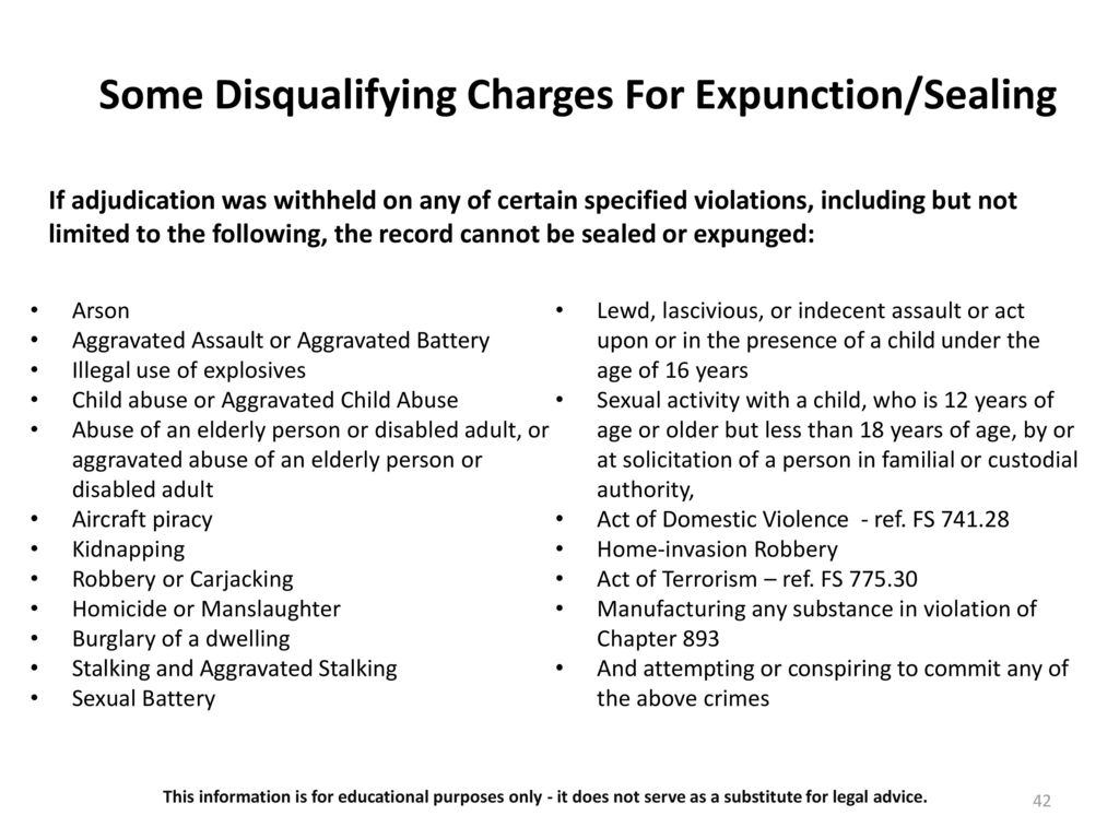 The collateral consequences of juvenile justice involvement ppt 42 some disqualifying xflitez Images