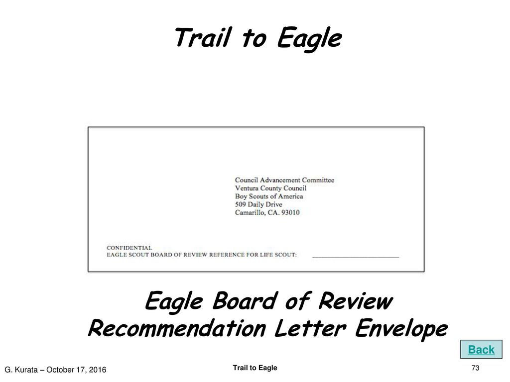 Recommendation Letter Envelope Elitadearest