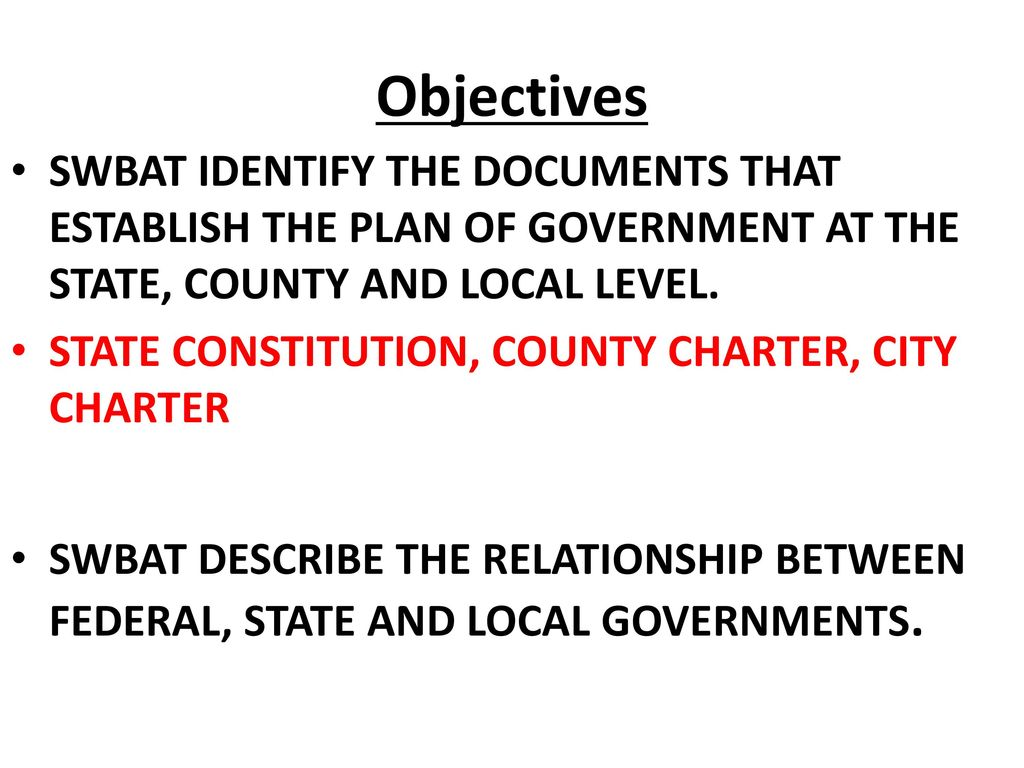 What is the relationship between the state and government?