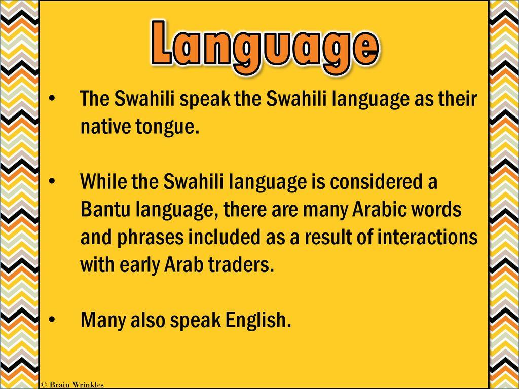 swahili to english phrases pdf