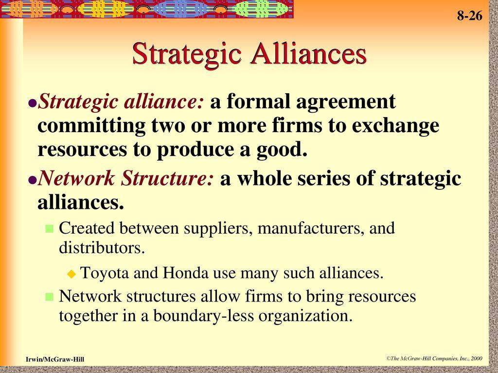 8 Organizational Structure Ppt