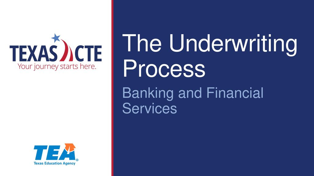 The Underwriting Process Ppt Video Online Download