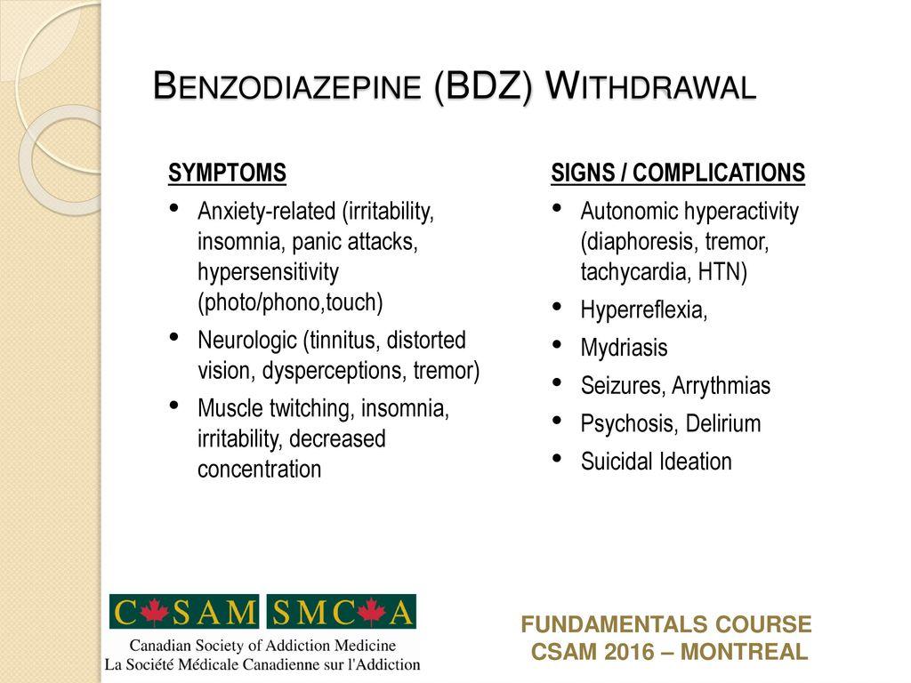 Valium Withdrawals Symptoms - Detox And Withdrawal From Valium