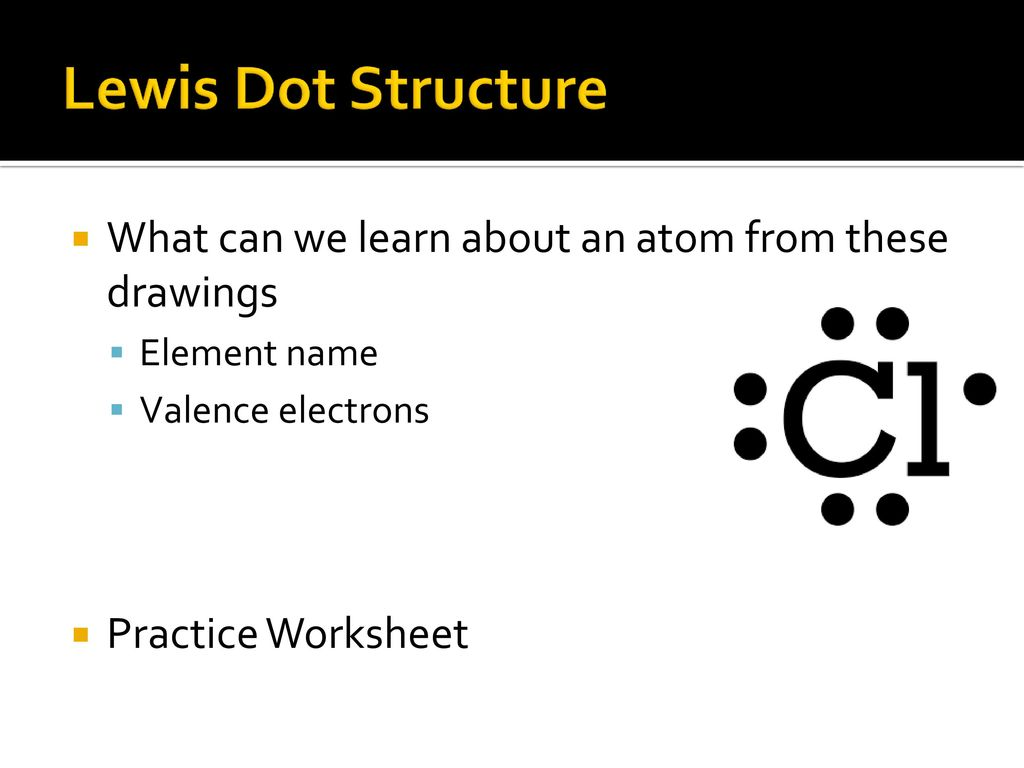 Periodic table ppt download lewis dot structure what can we learn about an atom from these drawings element name pooptronica Image collections