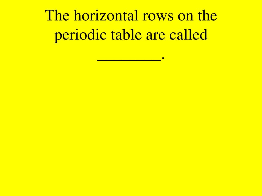 Horizontal row on periodic table image collections periodic vocabulary atom structure atoms and the periodic table 33 the horizontal rows on the periodic table gamestrikefo Choice Image