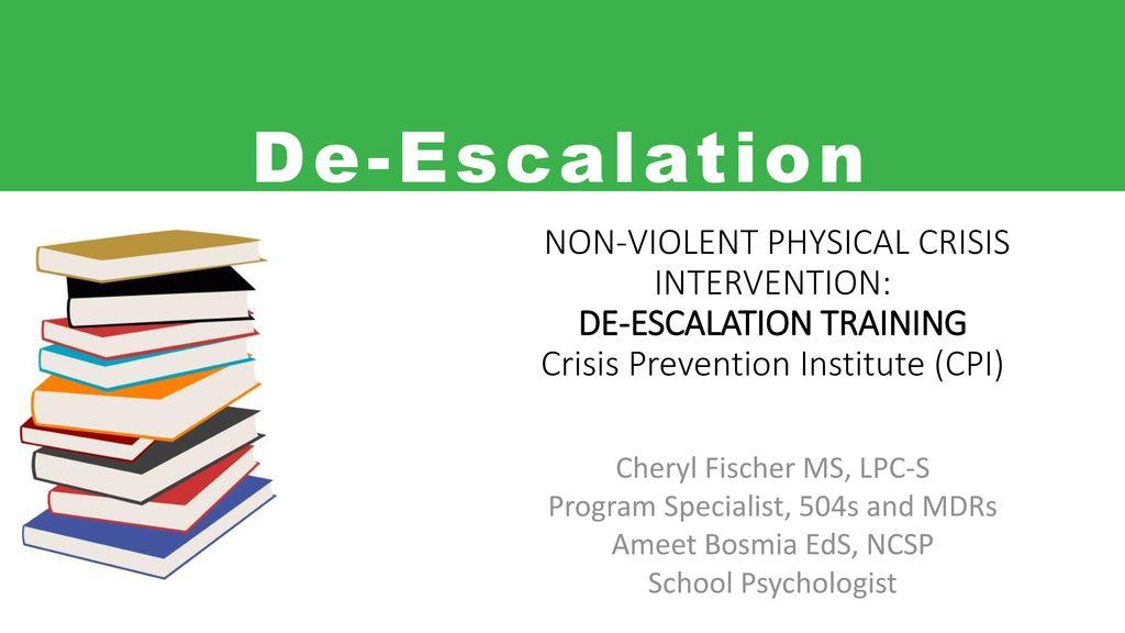 De escalation non violent physical crisis intervention de de escalation non violent physical crisis intervention de escalation training crisis prevention toneelgroepblik Choice Image
