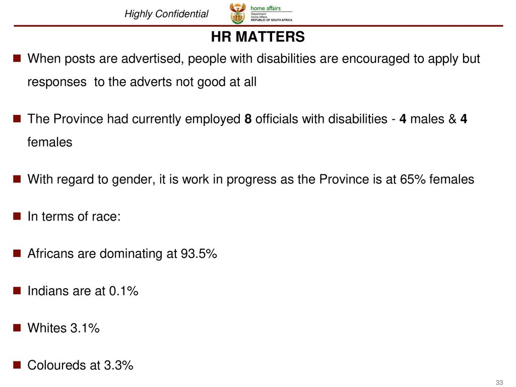 Home affairs portfolio committee presentation ppt download hr matters when posts are advertised people with disabilities are encouraged to apply but responses falaconquin