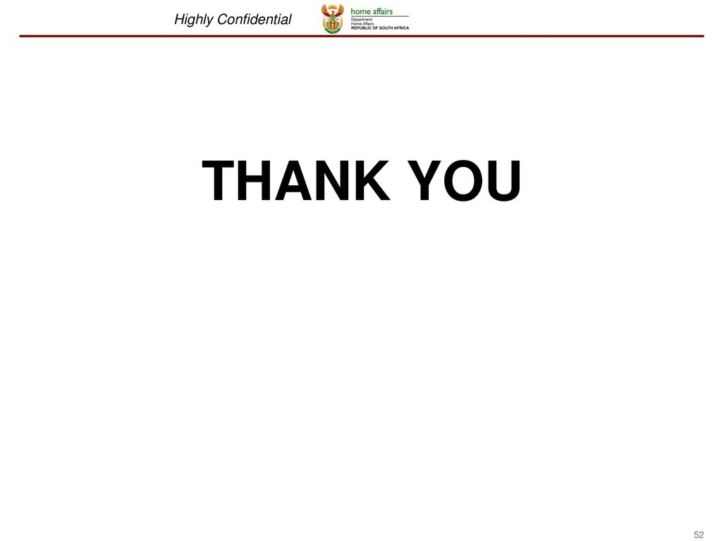 Home affairs portfolio committee presentation ppt download 52 thank you falaconquin