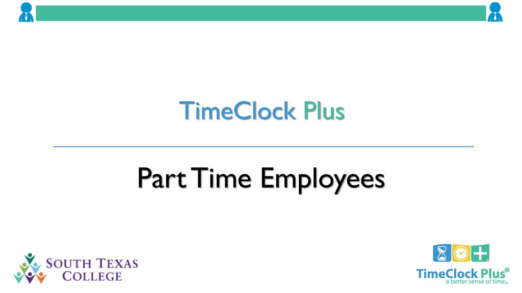 timeclock plus part time employees ppt