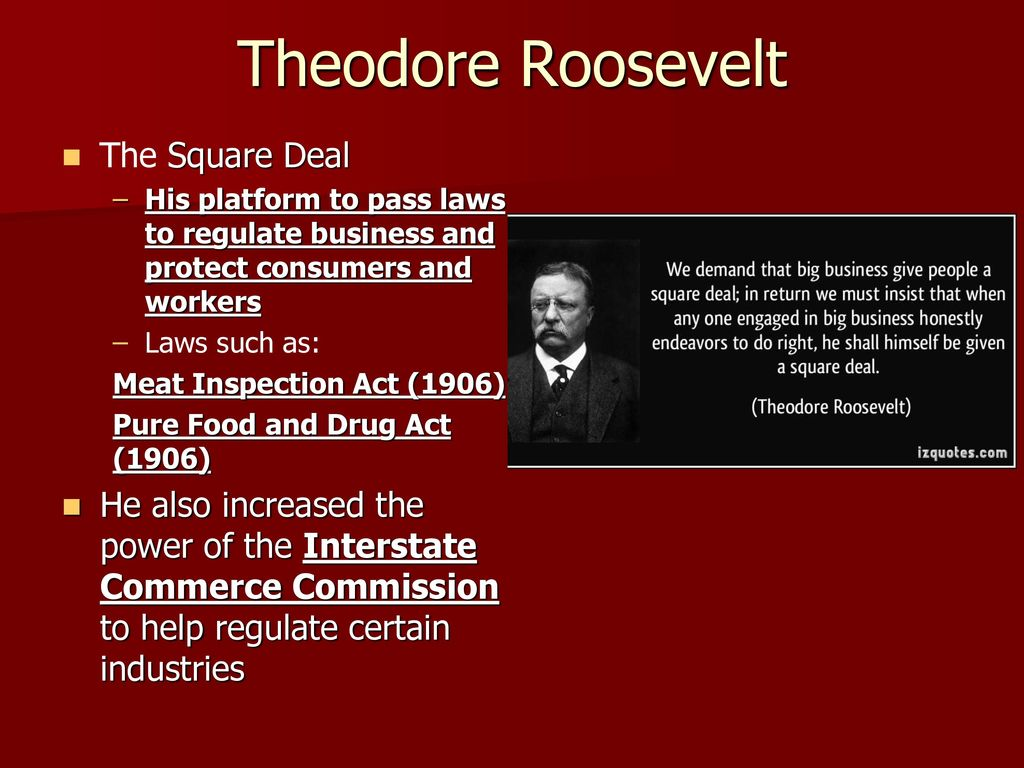 the square deal Define square deal: an honest and fair transaction or trade a political program aiming at a fair consideration of the interests of all concerned.