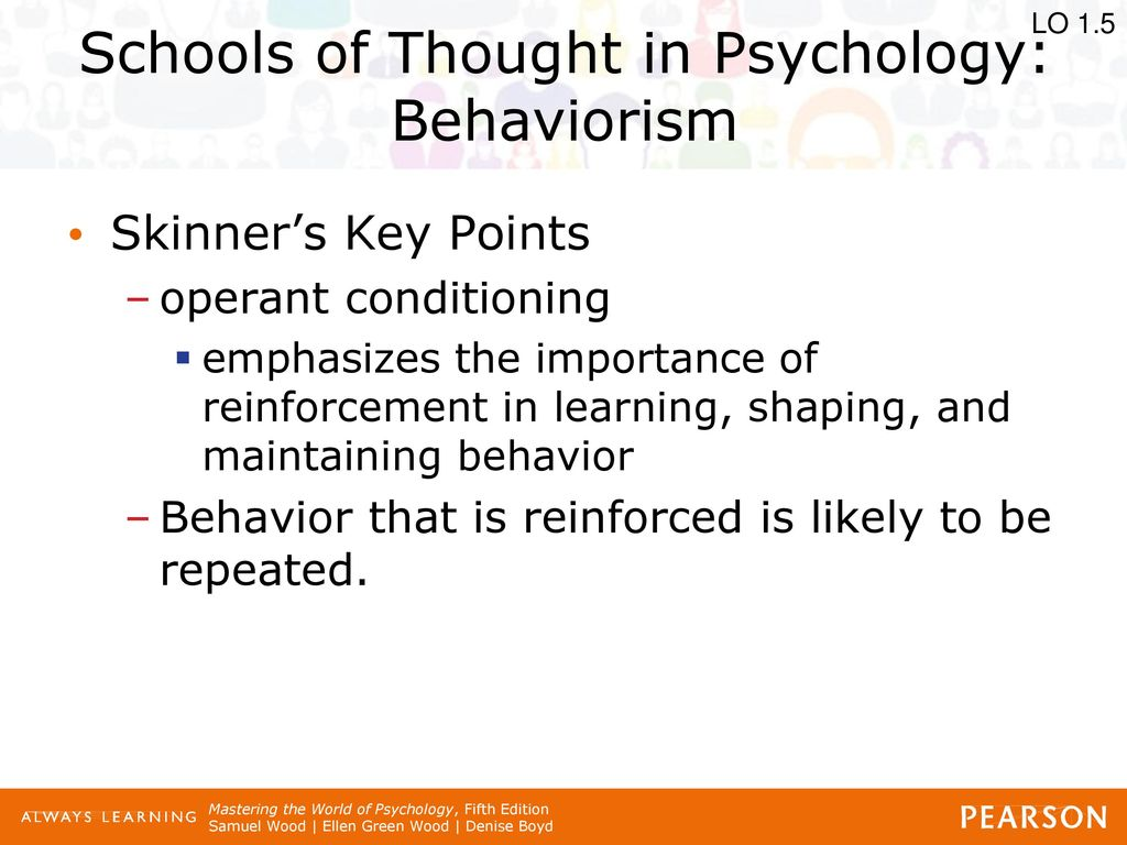schools of thoughts on consumer behaviour Consumer behavior is a process that focuses on the actions of a person or business as a user, potential consumer, and buyer as a consumer searches, buys, and disposes of a product, marketers attempt to break down the decisions made in each phase.