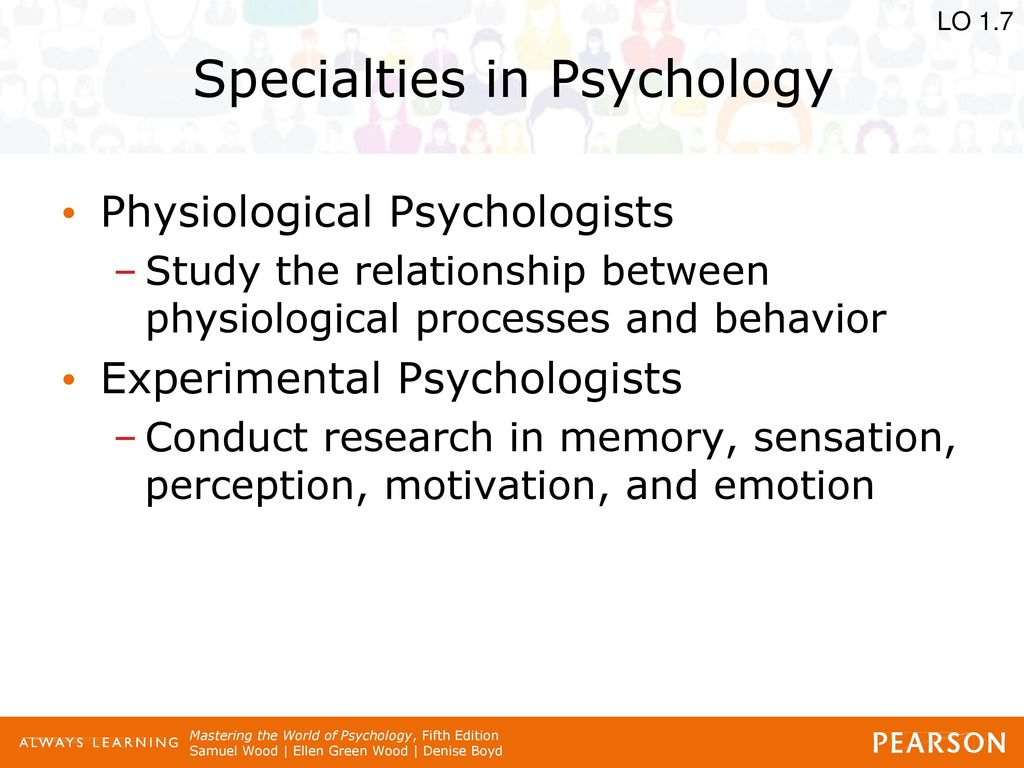 discuss the relationship between psychology and counseling