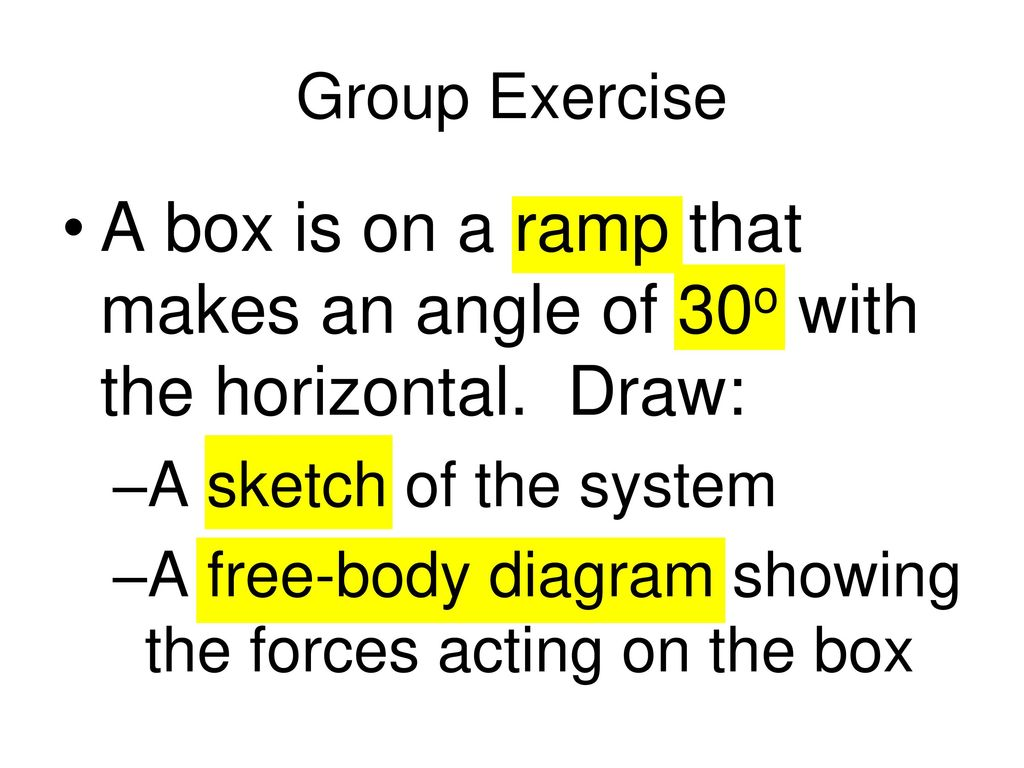 Forces And Freebody Diagram Notes Ppt Download Body Truss Free Diagrams