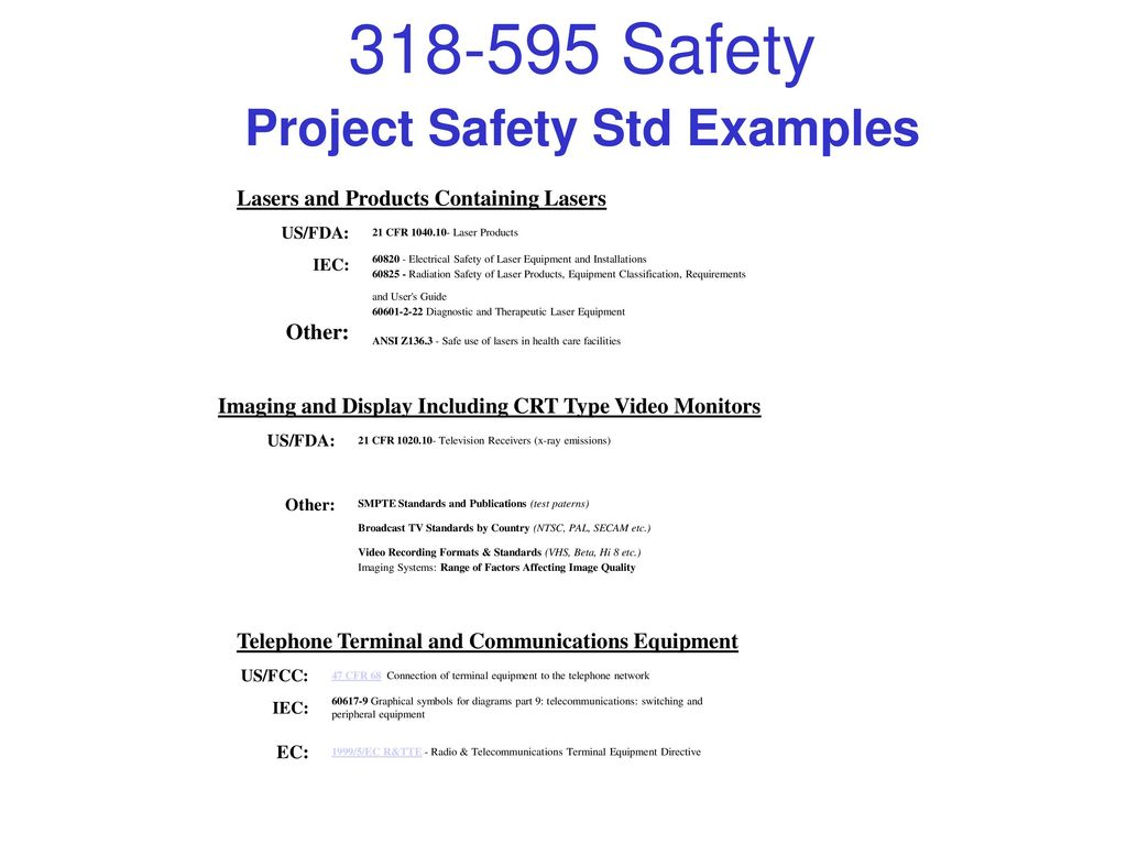 Product safety what consumer product was recently 100 recalled 49 project safety std examples biocorpaavc