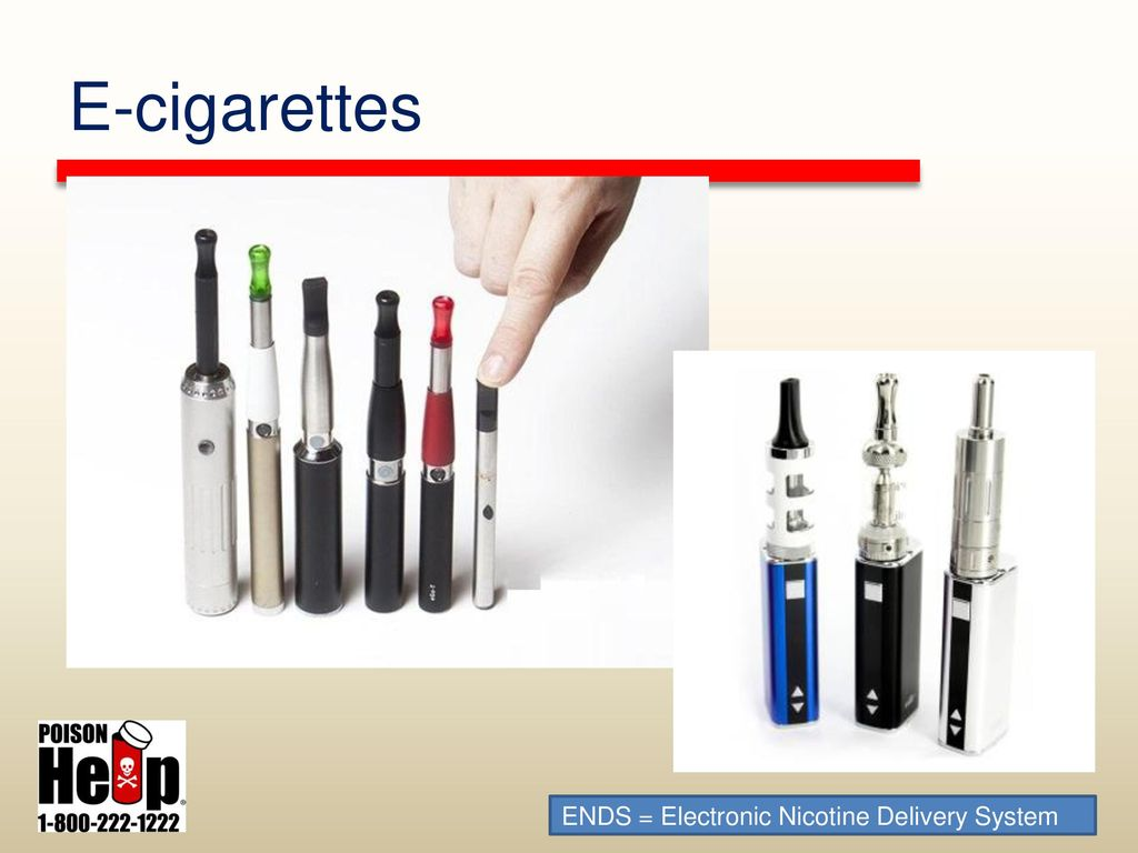 An increasing number of public health officials from around the world are  urging smokers to use electronic nicotine delivery systems (ENDS), ...