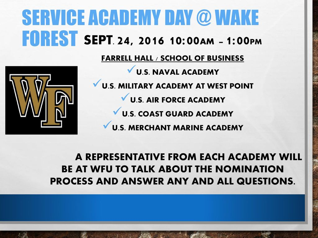 wake forest senior dating site Wake forest university is a private  and the us 2014 boys' national championships in singles and doubles in 2014-15 for wake forest he was an all-american and .