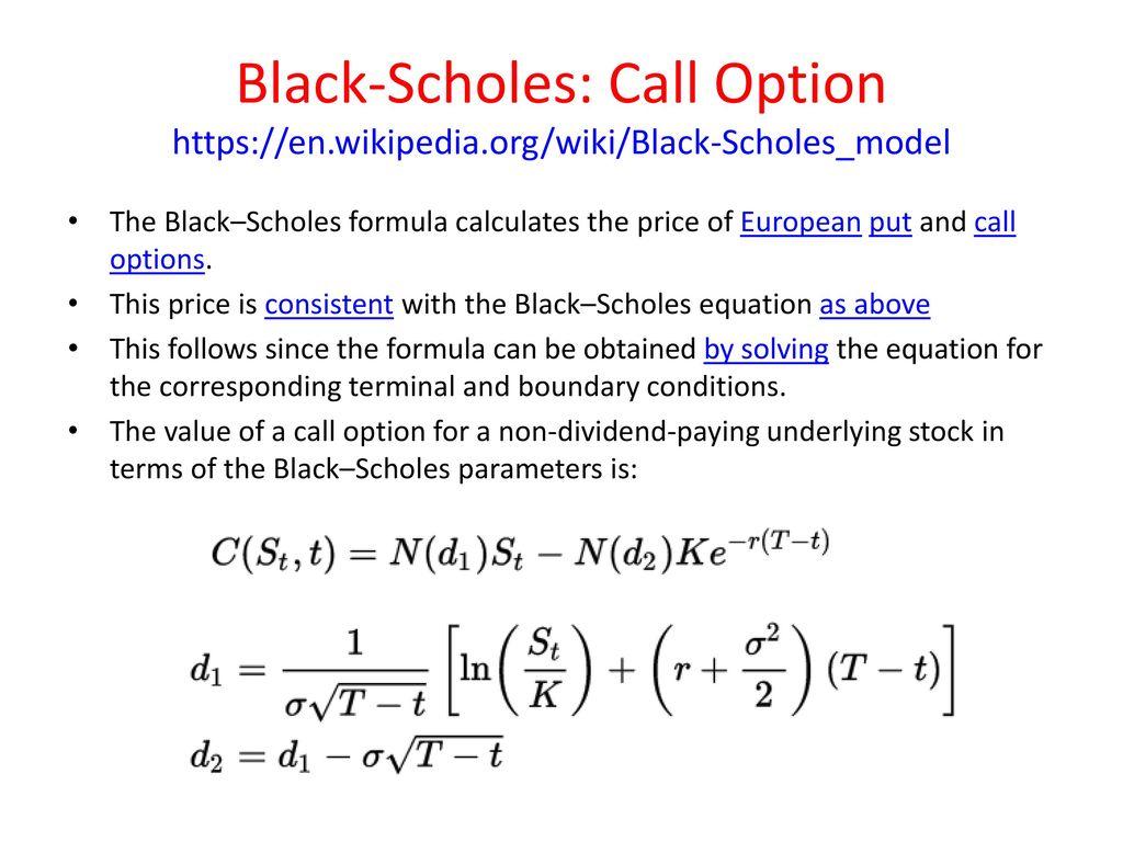 Stock options wikipedia