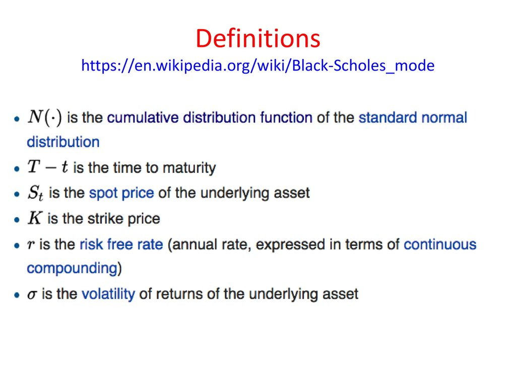 What are stock options wiki