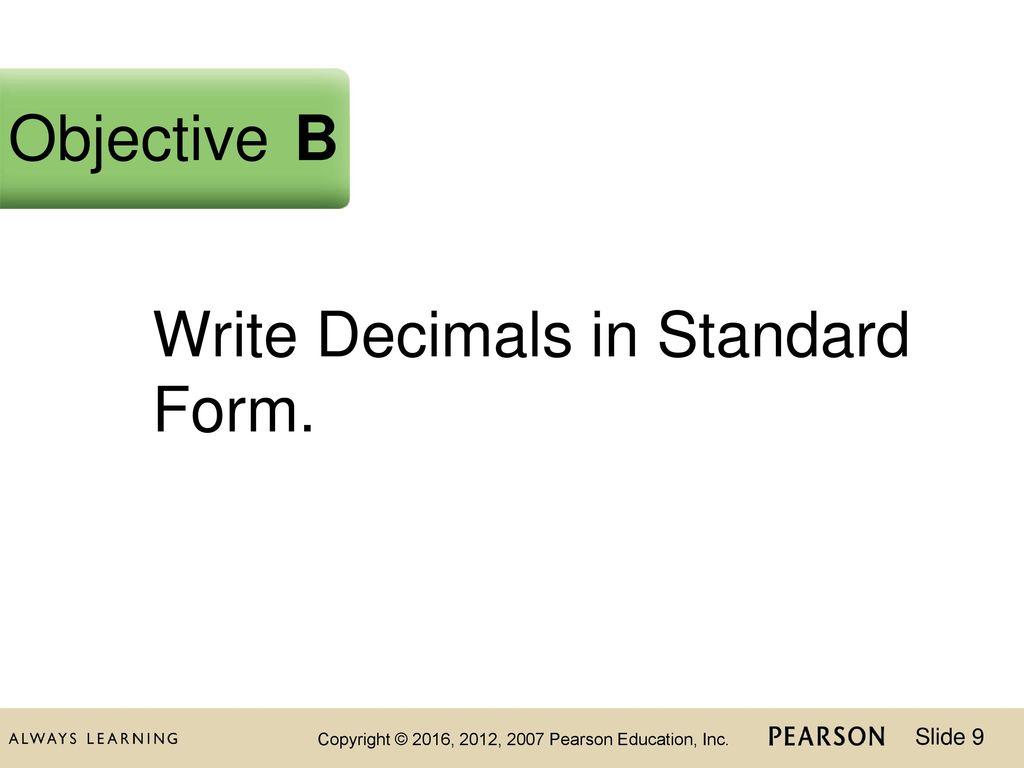 4 chapter chapter 2 decimals ppt download write decimals in standard form falaconquin