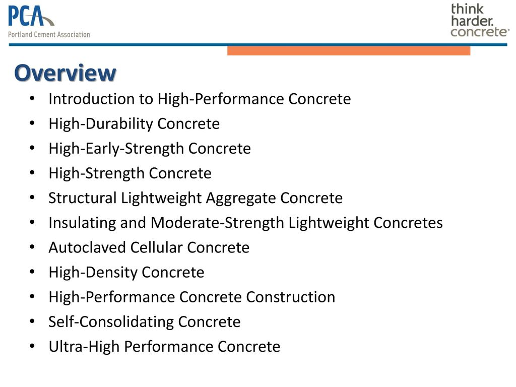 ultra high strength concrete mixtures using local Perlitecrete ä is an innovative product that successfully combines the high insulative properties of air entrenched rock with the strength and durability of concrete an ultra-light concrete, perlitecrete ä o nly weighs ~35 pounds / square foot (12 x 12 x 1 thick.
