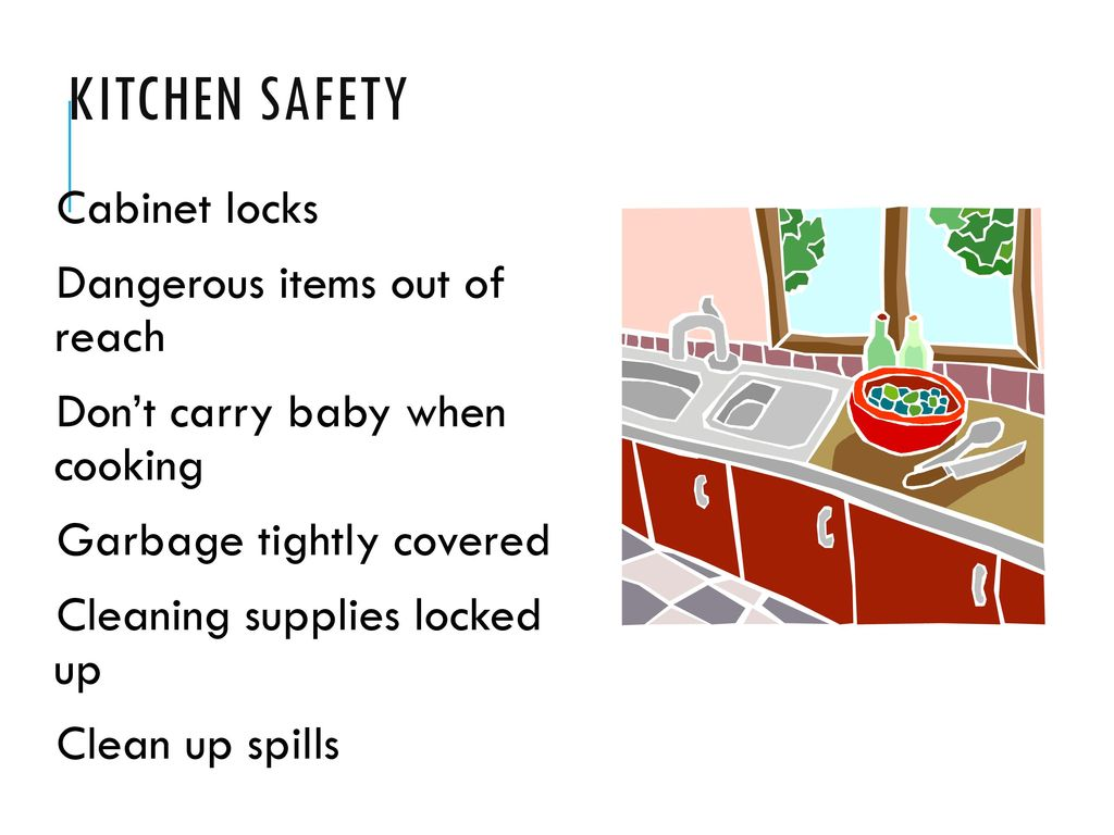 Childcare Safety. - ppt download