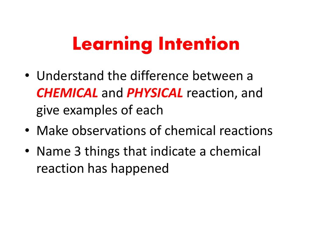 how to learn chemical reactions easily