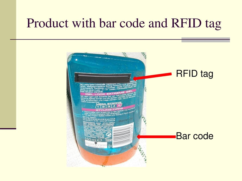 rfid and bar coding technologies Barcode and rfid technologies are things most of us never think about, even though we're likely to come in contact with them every day if you buy something at a.