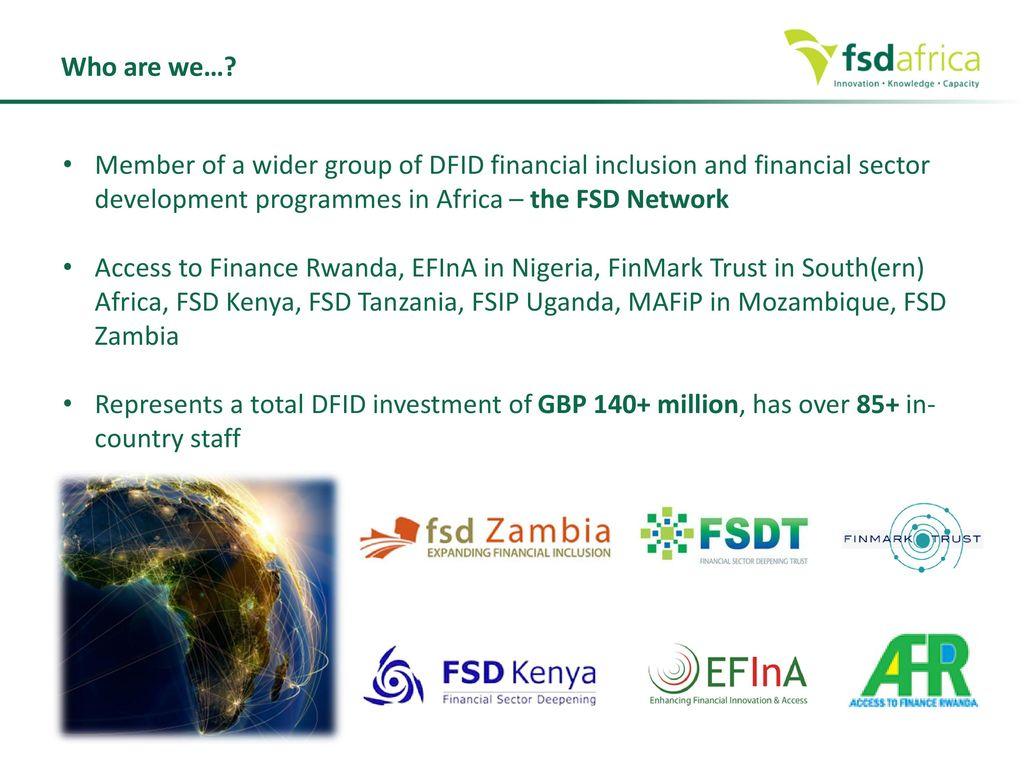 access to finance rwanda