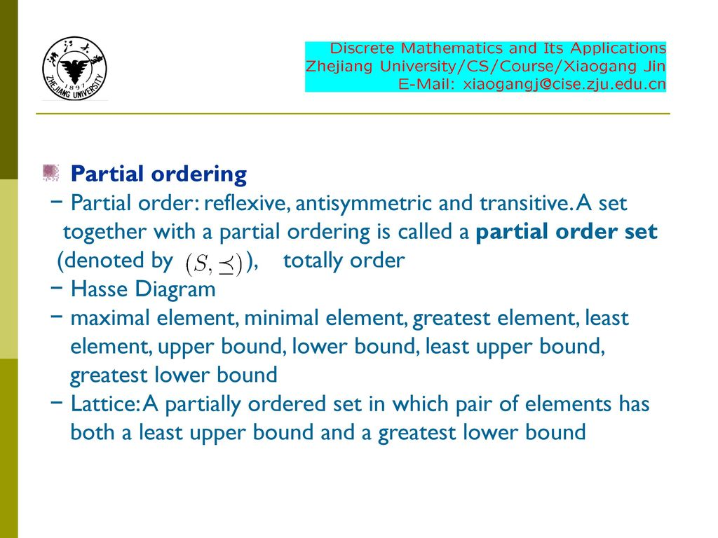 Review discrete mathematics and its applications ppt download 14 partial ccuart Choice Image