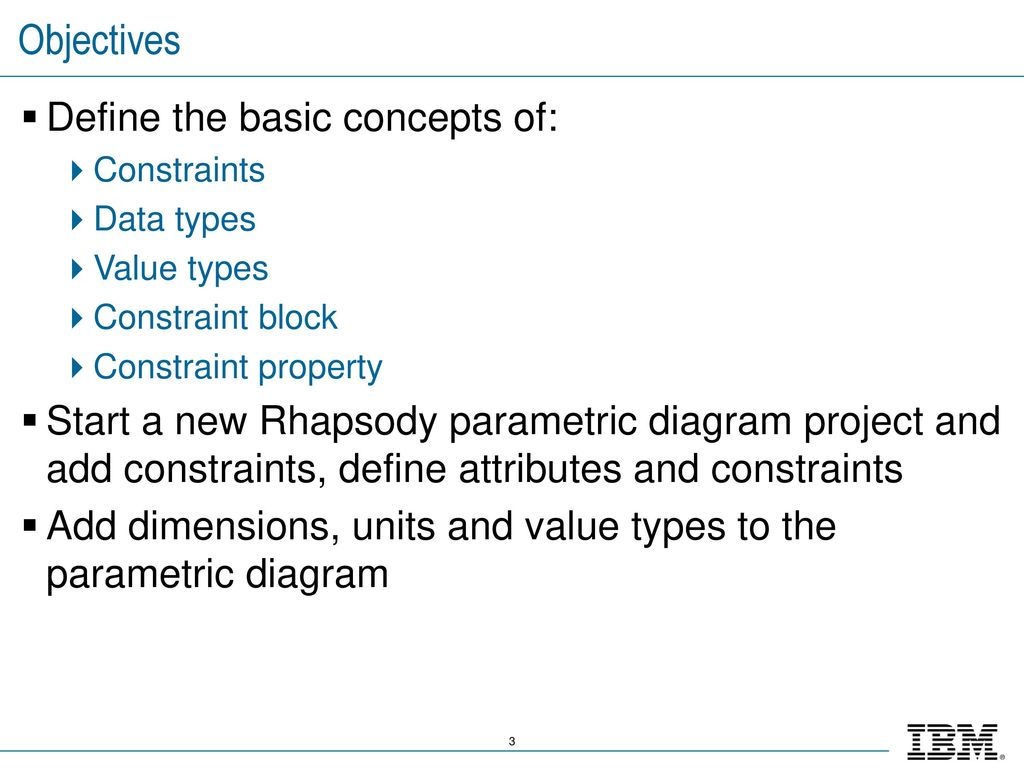 Ibm rational rhapsody advanced systems training v ppt download objectives define the basic concepts of ccuart Image collections