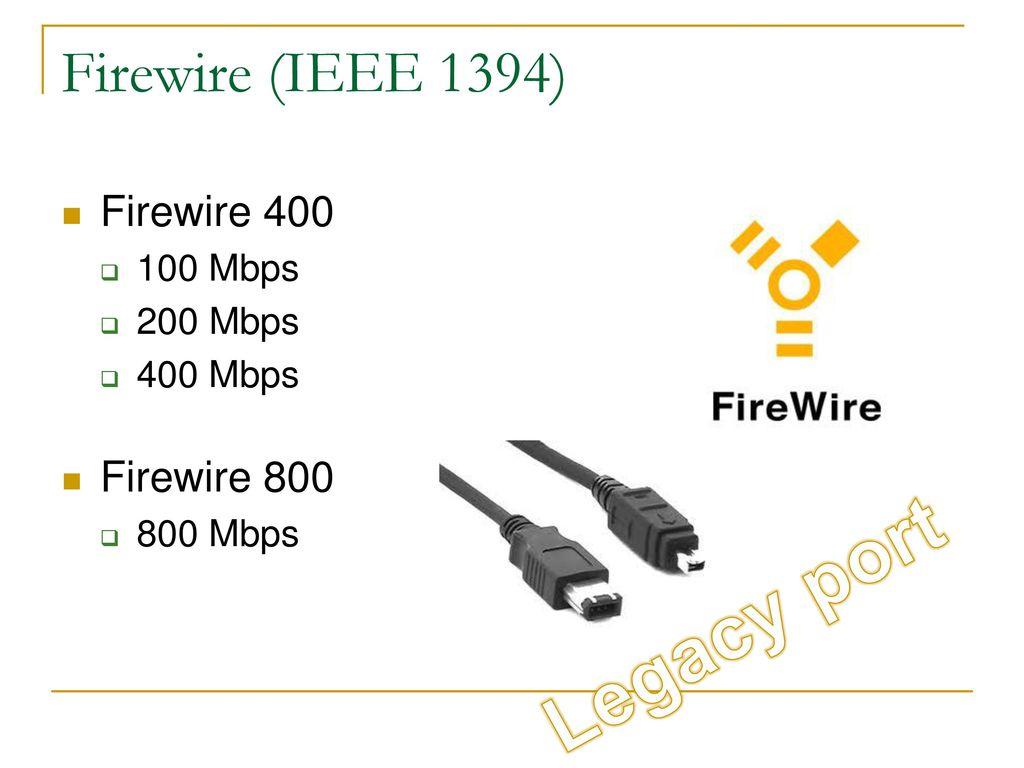Fein Firewire 400 Port Zeitgenössisch - Schaltplan Serie Circuit ...