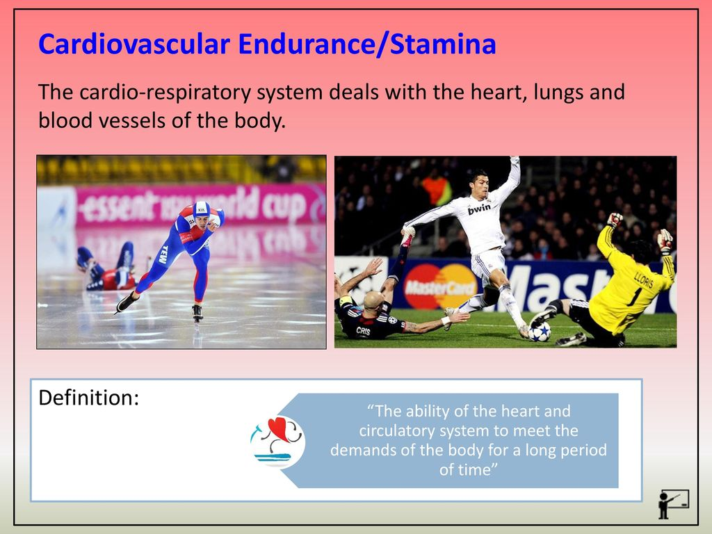 how to build cardiovascular endurance