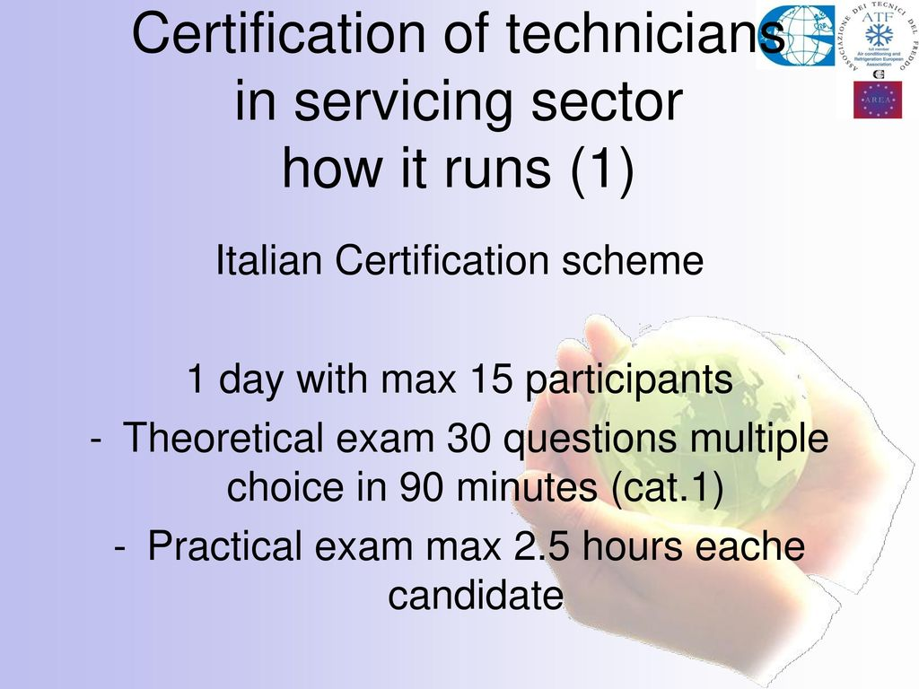 Webinar 19th march 2013 training and certification schemes for 12 certification xflitez Image collections