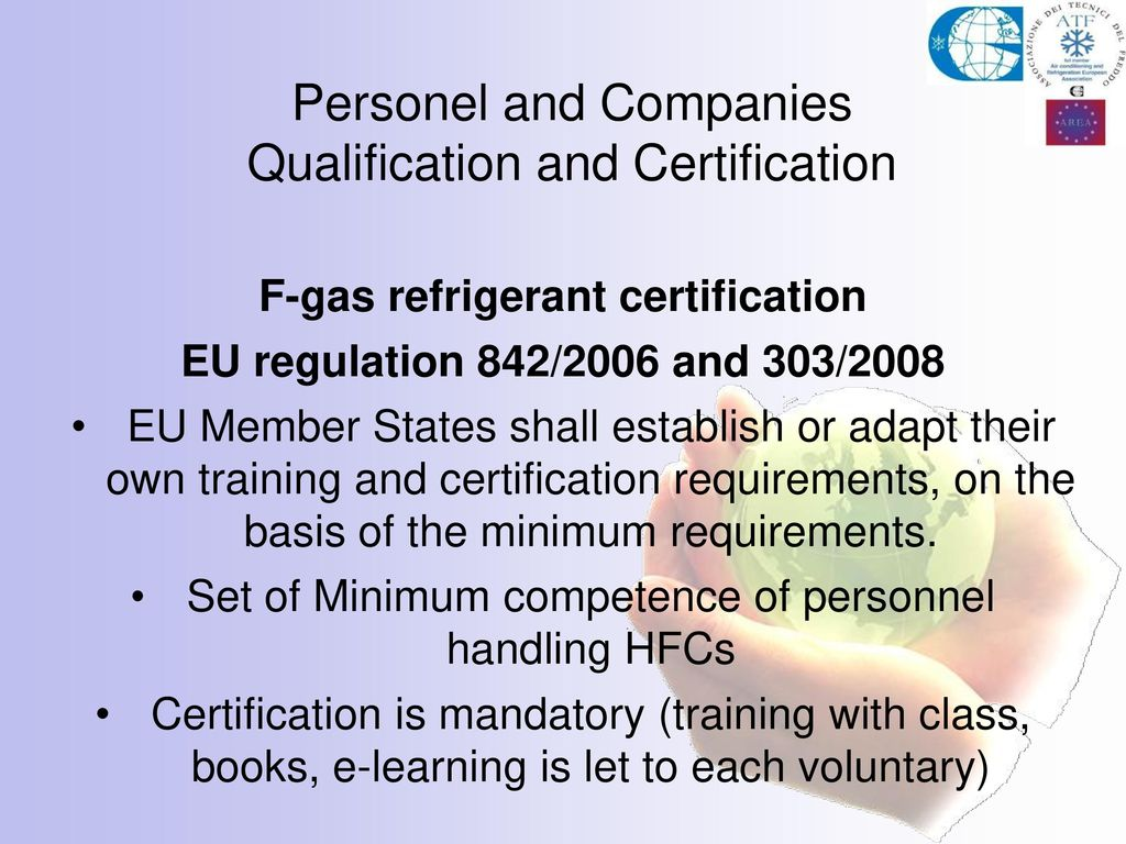 Webinar 19th march 2013 training and certification schemes for personel and companies qualification and certification xflitez Choice Image