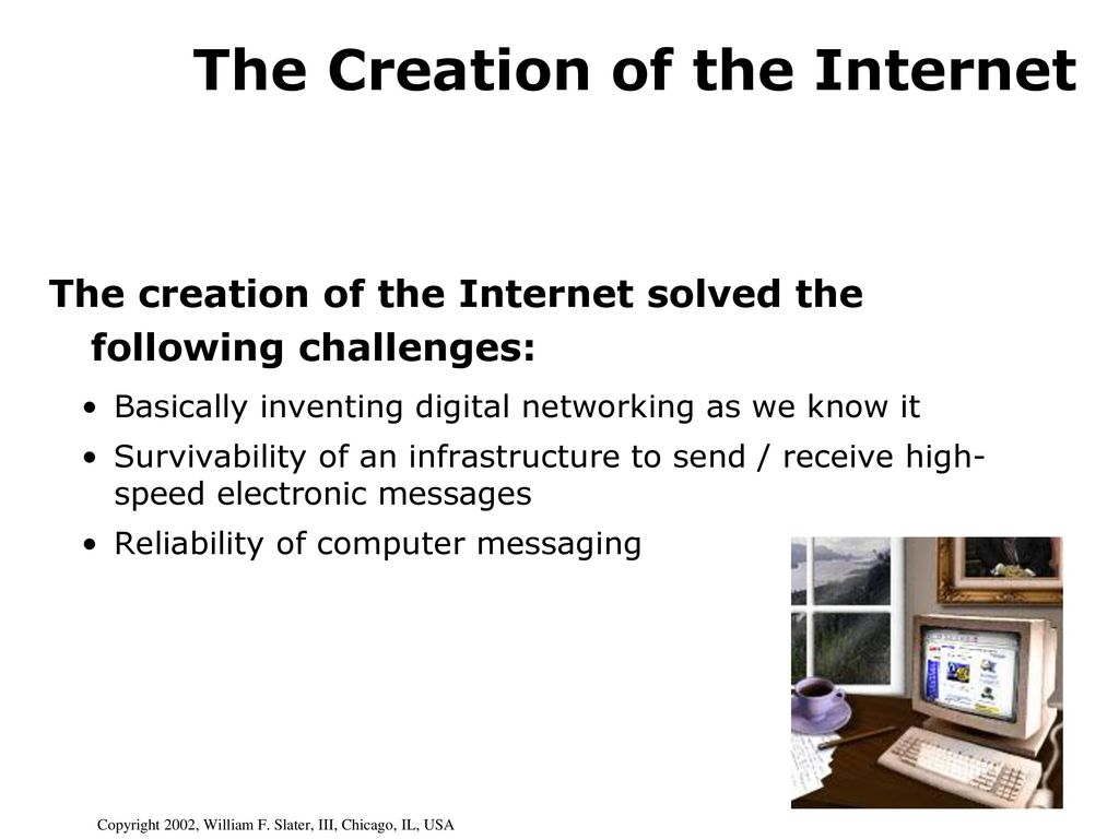 an introduction to the history of the internet In its short history the internet has rapidly evolved from this simple, four-hub, military-only data grid to a planet-wide, universally accessed and accessible informational universe that we know and love today.