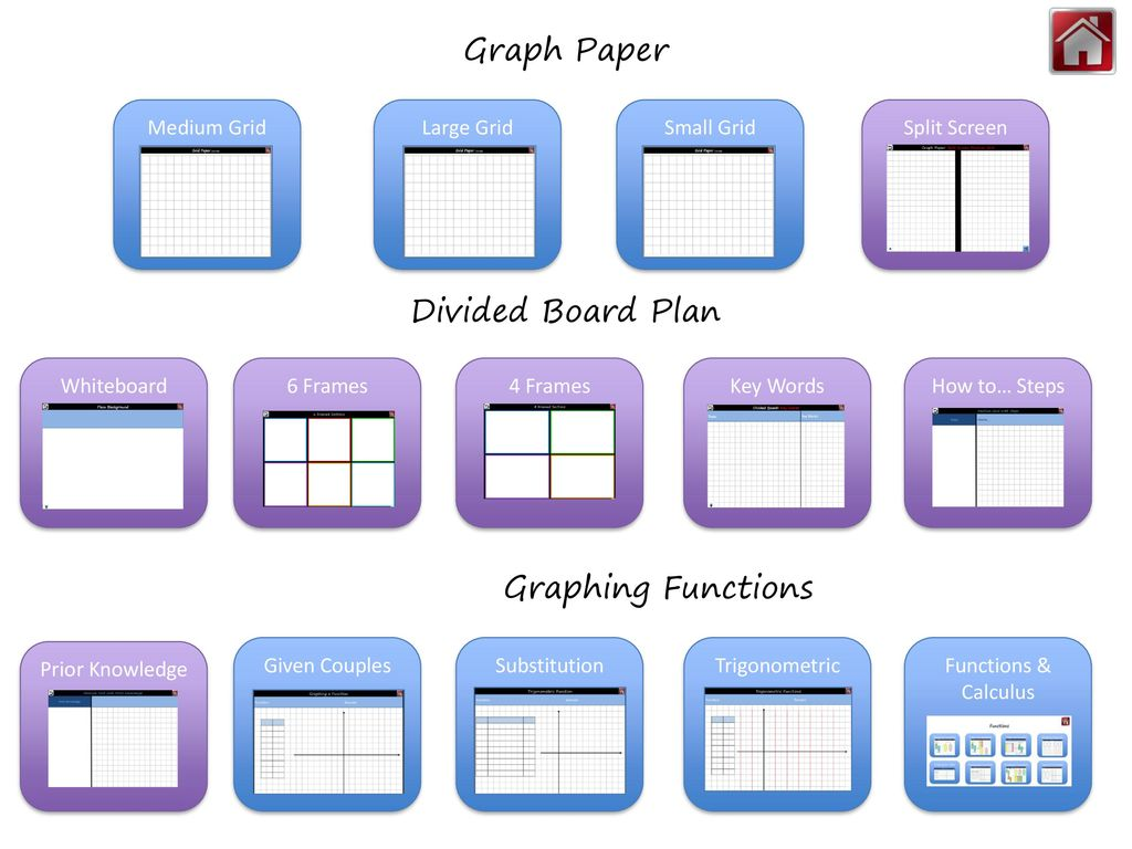 Whiteboard Templates for Maths - ppt video online download