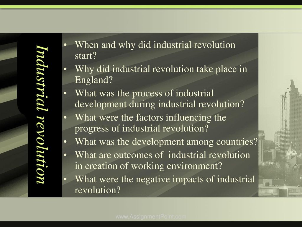industrial dbq essay Industrial revolution dbq unions are voluntary associations joined by workers the combination act of 1800, which hindered the growth of unions, states that every workman's goal, who are entering into any combination should not be obtaining an advance of wages, or to lessen or alter the hours, or influencing any other to quit his work.