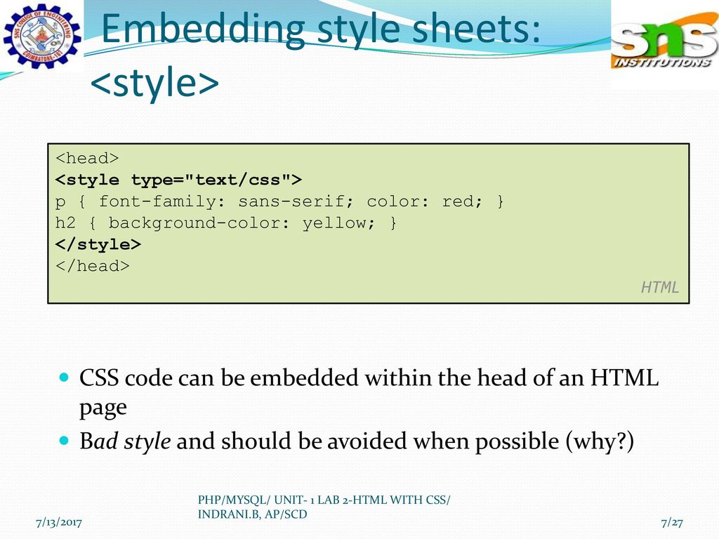 HTML WITH CSS. - ppt download