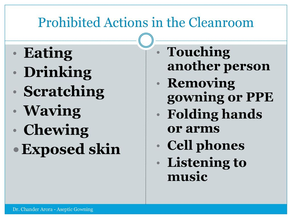 Clean Room Monitoring Ppt