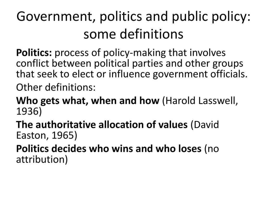 david easton political system process Political systems are recursive structures that process political demands and supports and transform them into decisions for the authoritative allocation of values in society the concept was first formulated in the 1950s by political scientist david easton who has been described as one of the first generation of behavioral revoutionaries.