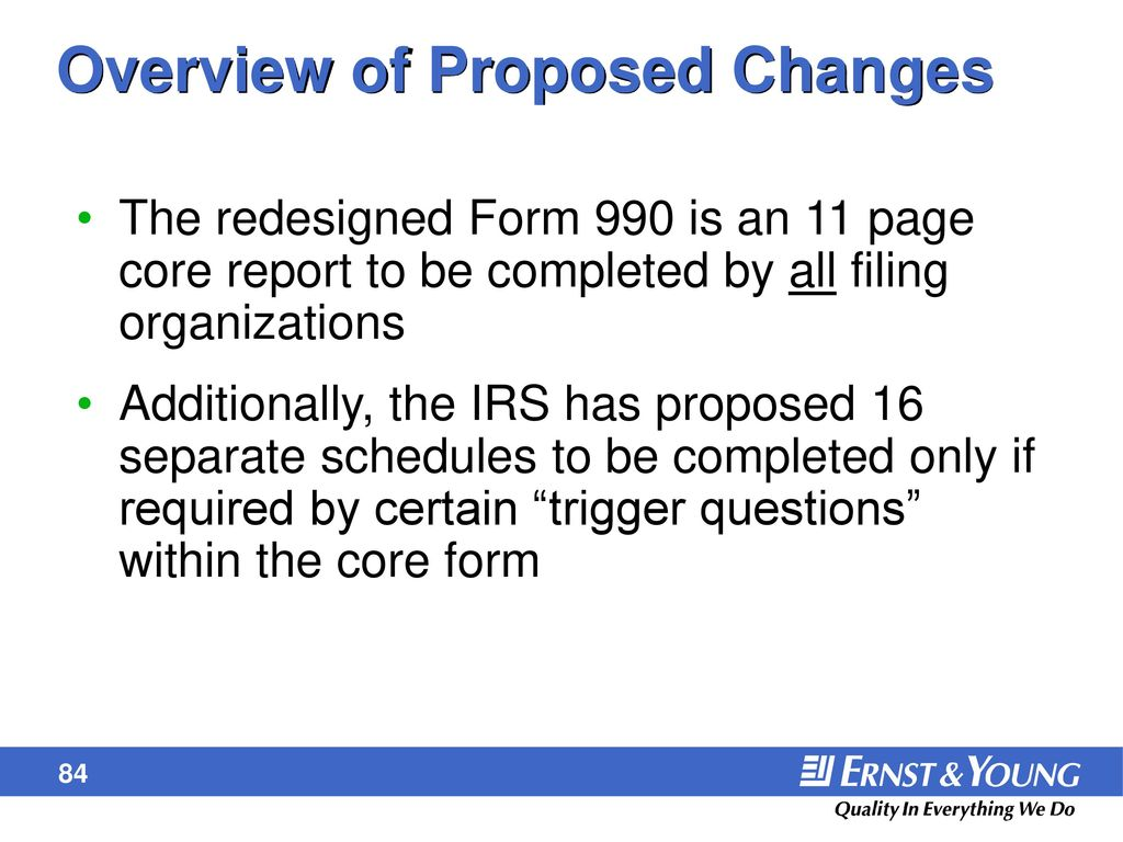 Form 990 and unrelated business income ppt download overview of proposed changes falaconquin