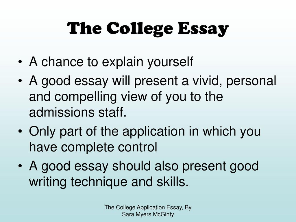 sarah myers mcginty essay College essays about yourself college application essay pay by sarah myers mcginty how to begin a compare and contrast essay customer research paper.