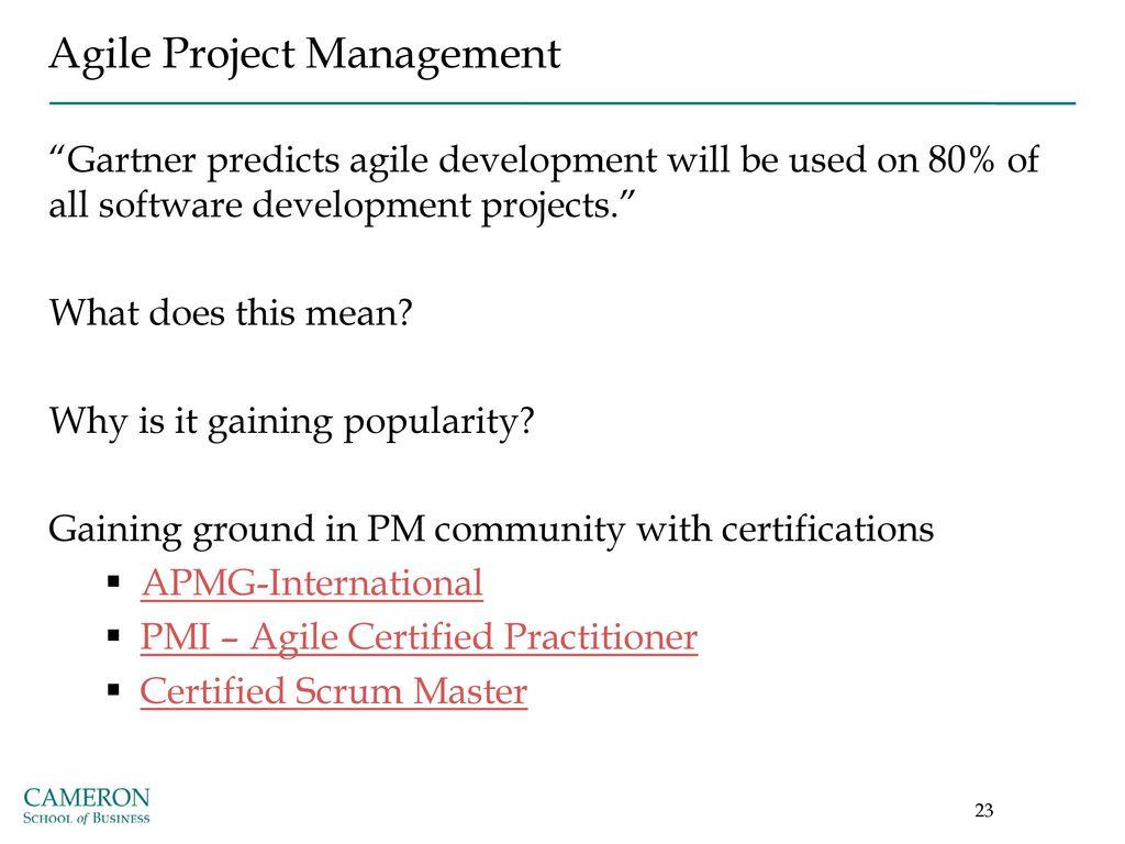 Agile project management ppt download agile project management 1betcityfo Images