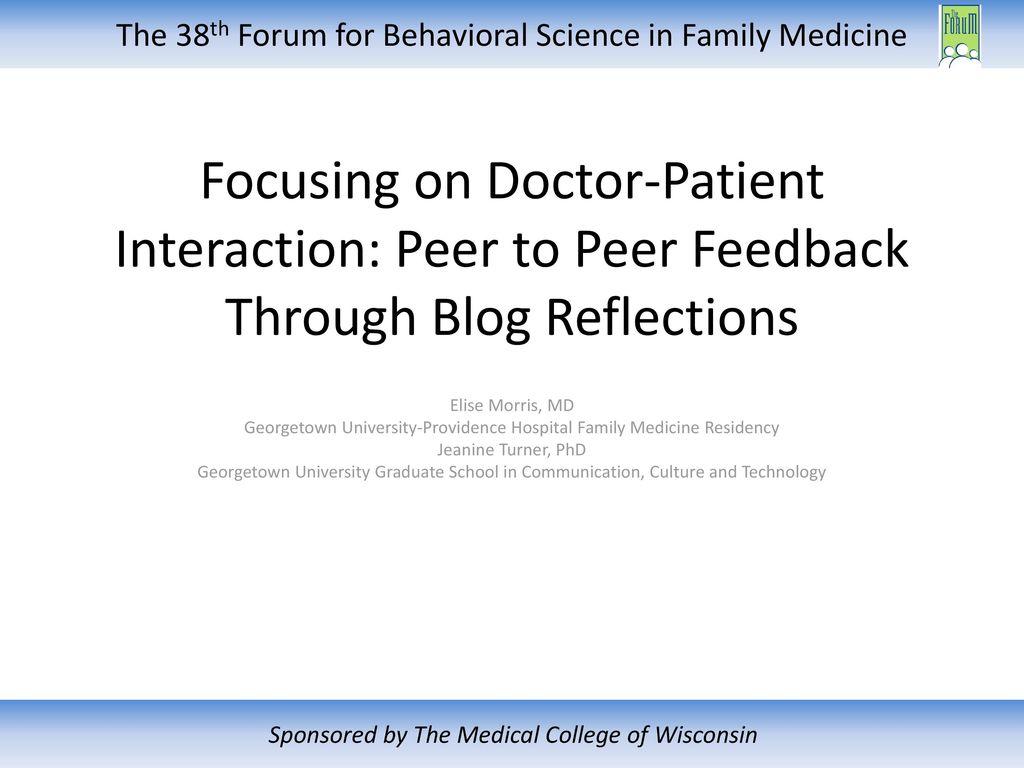 Georgetown University-Providence Hospital Family Medicine Residency