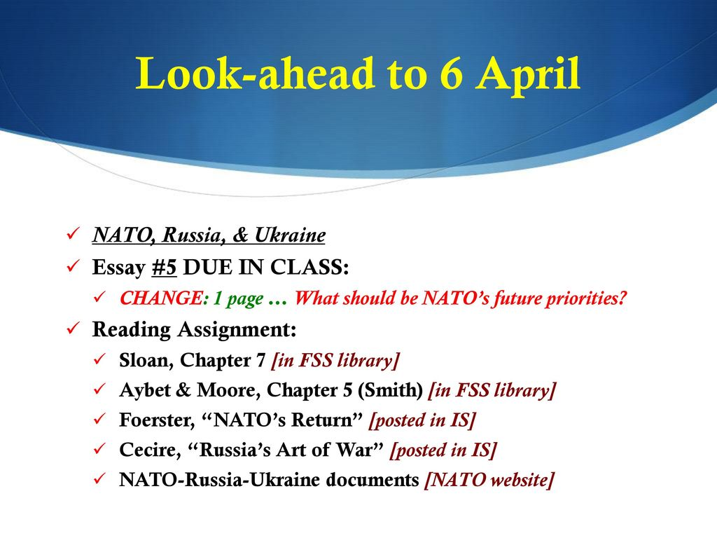 nato standardization agreements images agreement example ideas bss 186486 nato european security ppt look ahead to 6 nato russia ukraine essay